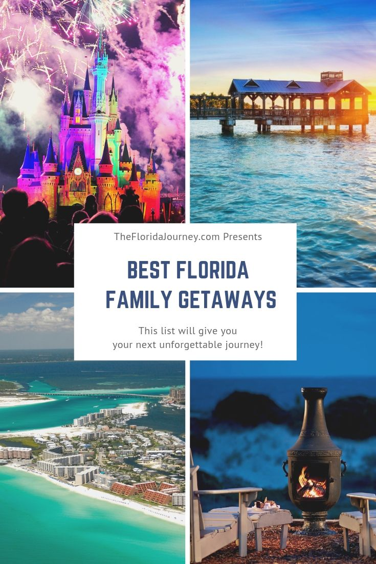 The Best Florida Family Summer Vacations Spots Family Summer Vacation Summer Vacation Spots Florida Family Vacation