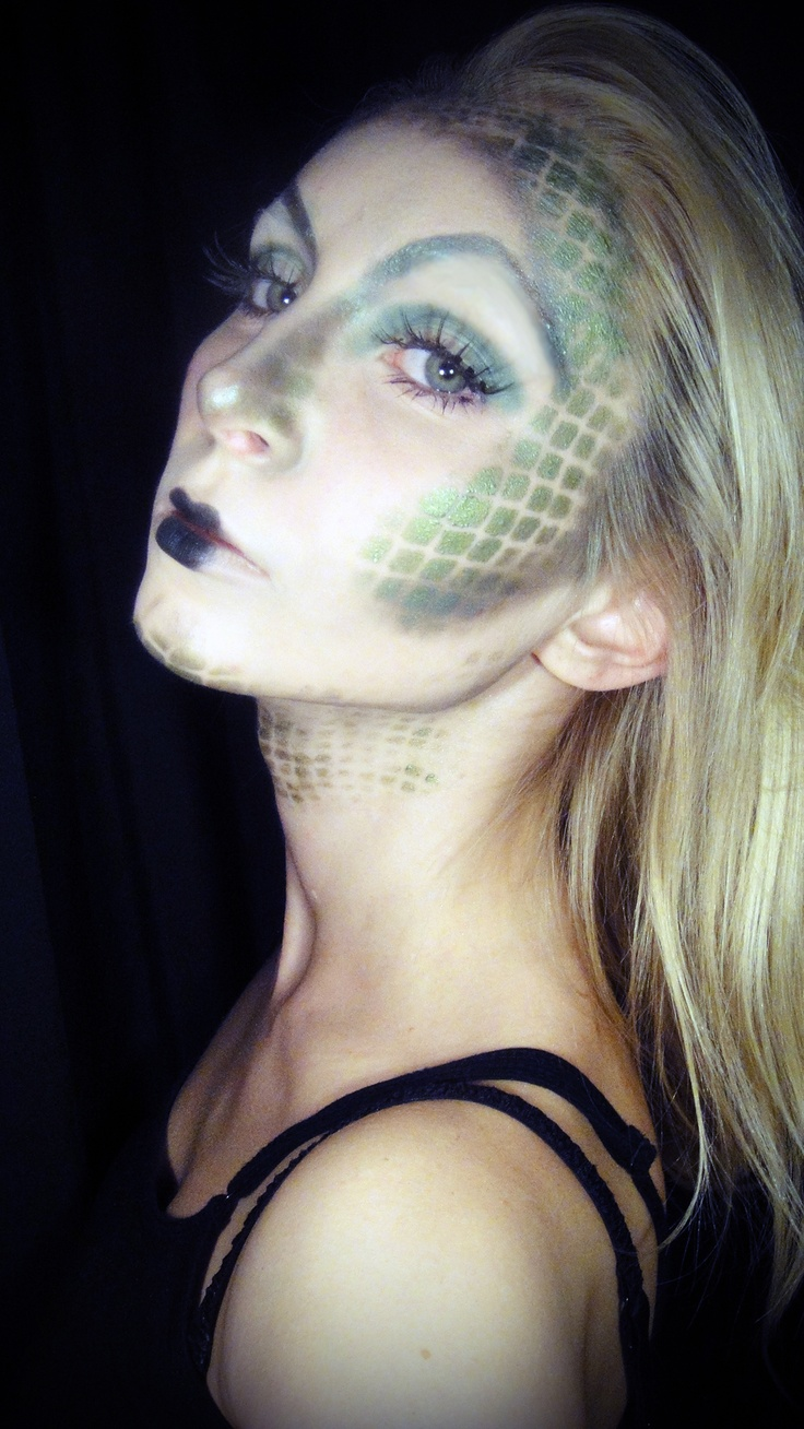 37 best Costume Makeup images on Pinterest