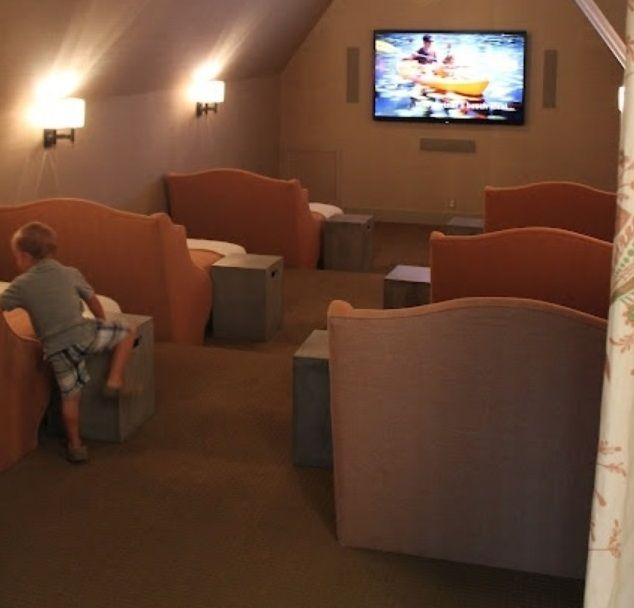 Home Entertainment Spaces: 13 Best Loft Cinema Stuff Images On Pinterest