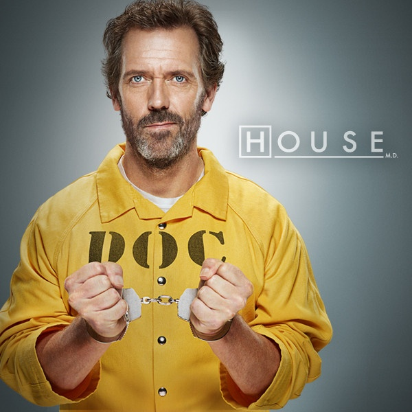 House - medical drama tv show.  Doesn't get better than this.