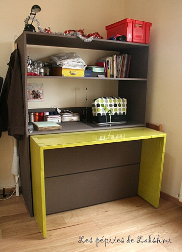 best 25 coin couture ideas on pinterest atelier couture organisation bureau and bureau ikea. Black Bedroom Furniture Sets. Home Design Ideas