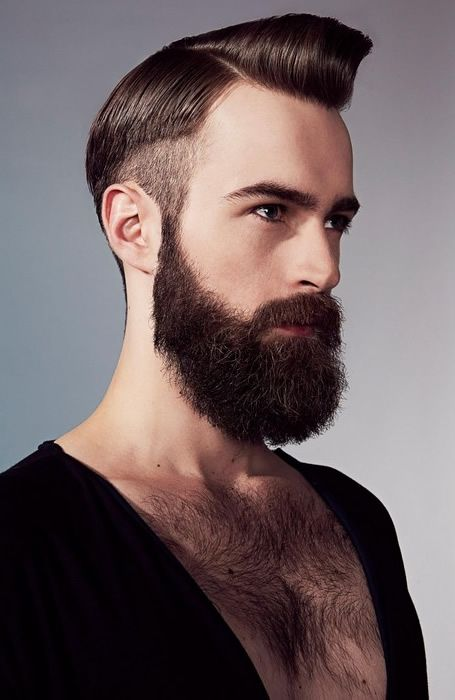beard men 39 s hair v neck style fashion nice hair beard awesome respect the beard. Black Bedroom Furniture Sets. Home Design Ideas