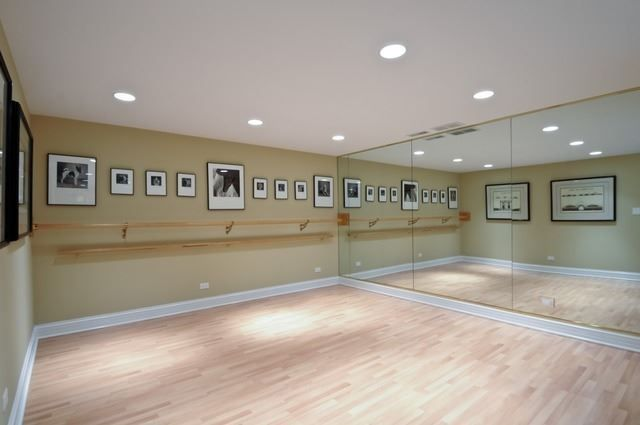 A Personal In Home Ballet Studio Lake Forest Il