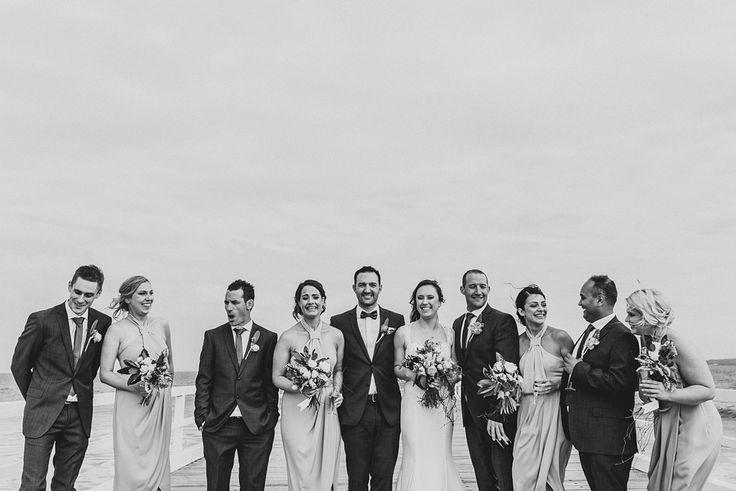 Mairead + Lonnie   The Vue Grand - Queenscliff wedding