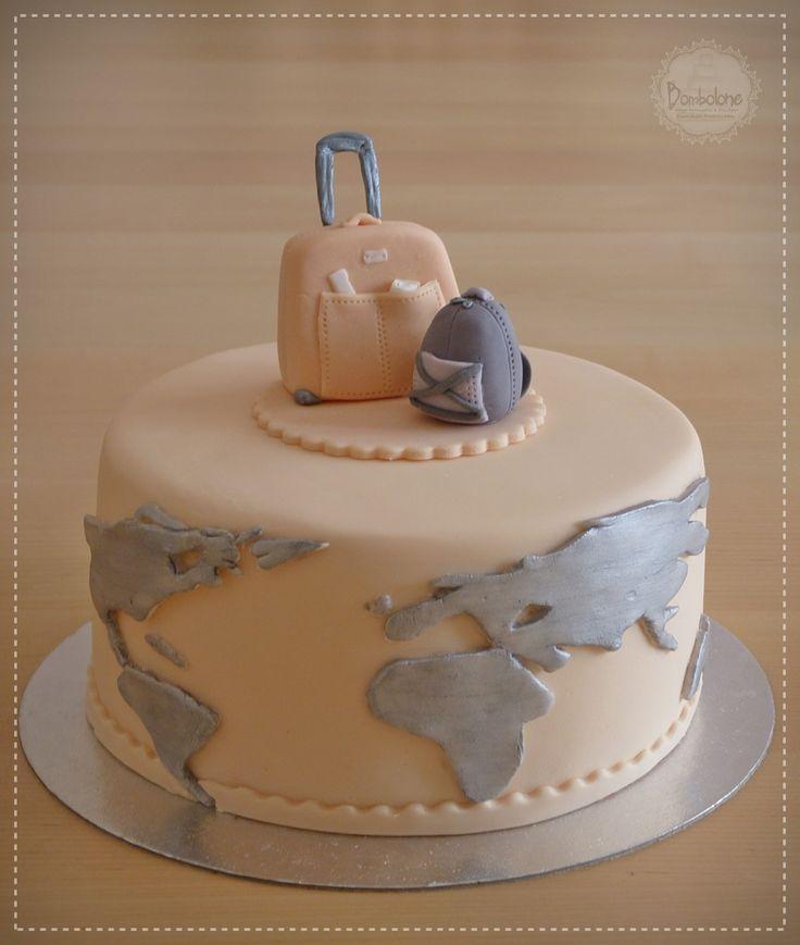 Utazós torta / Traveler cake