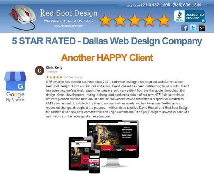 Another Happy Client 5 Star Web Design Web Design Web Design Company Design