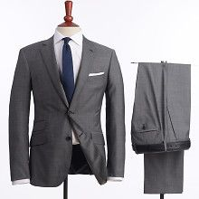 The Tailoring Club Steeler Grå Kostym 3 700 kr