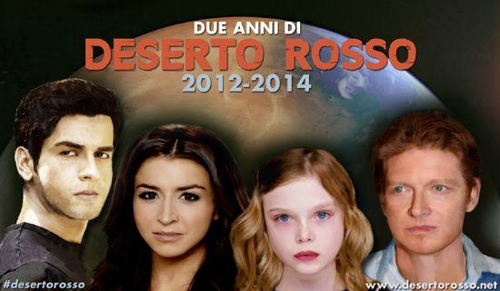 """Due anni su Marte: il secondo anniversario di """"Deserto rosso"""" (2012-2014) - Guest post di Anna Persson http://www.anakina.net/dblog/articolo.asp?articolo=512"""