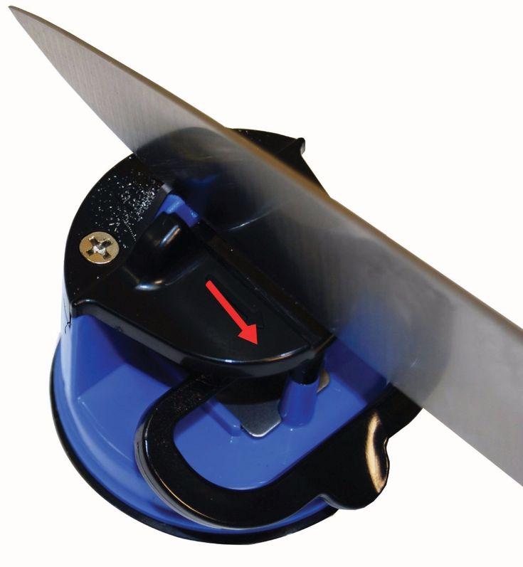 Hot sale kitchen accessoris as seen on TV knife sharpener manual knife sharpener