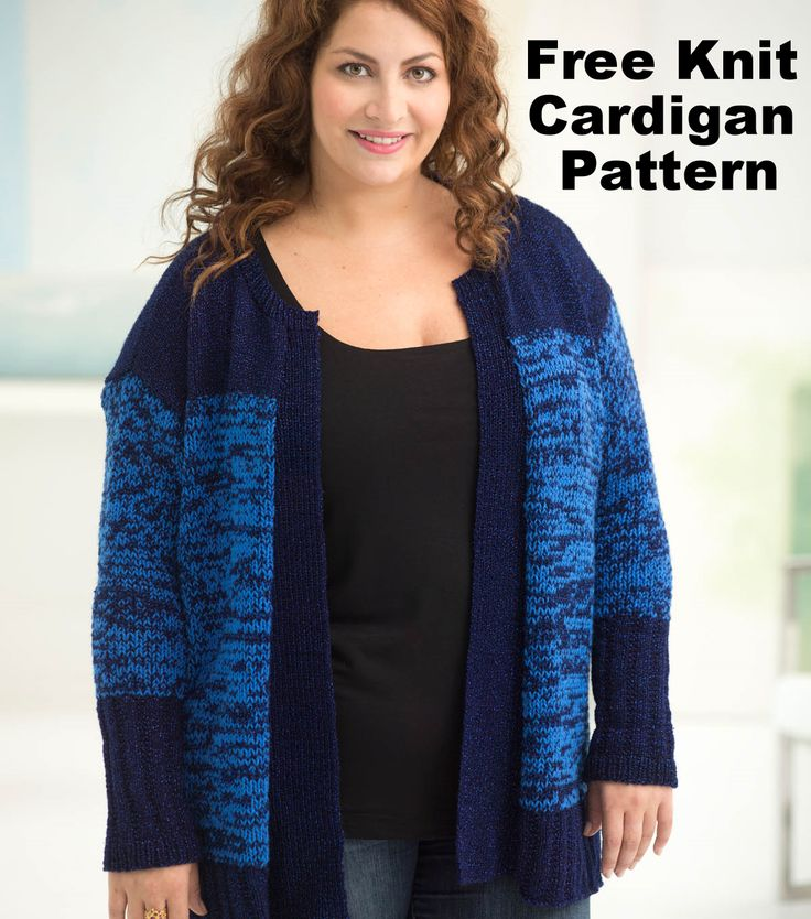 The 118 best KNIT Plus Size Patterns images on Pinterest | Knit ...