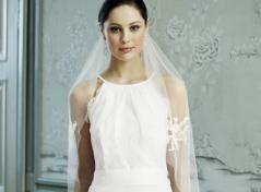 Jeg må hellere huske bryllupskjole også og ikke kun kigge på bryllupsrejser. Lilly (08-3551-CR )
