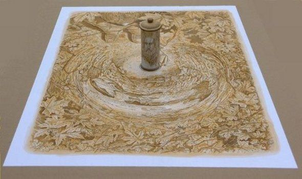 Anamorphic Drawings: Hidden Images Revealed