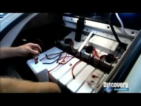 As Novas Baterias de Lítio para Carros Eletricos