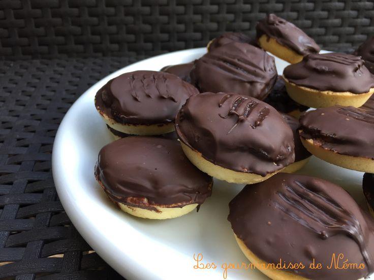 Le Meilleur Patissier Recettes Jaffa Cakes