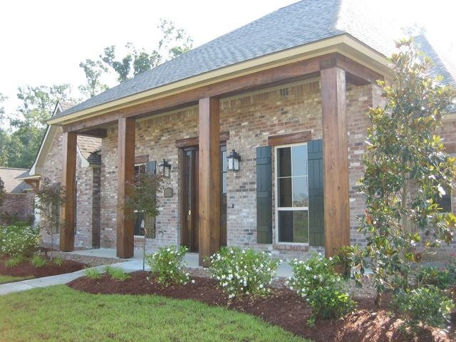 1000 Ideas About Wood Columns On Pinterest Columns Porch Columns And Fron