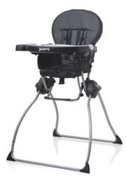 Best Folding High Chair, the Joovy Nook!  - Reviewed and rated at Mommyhood101.com