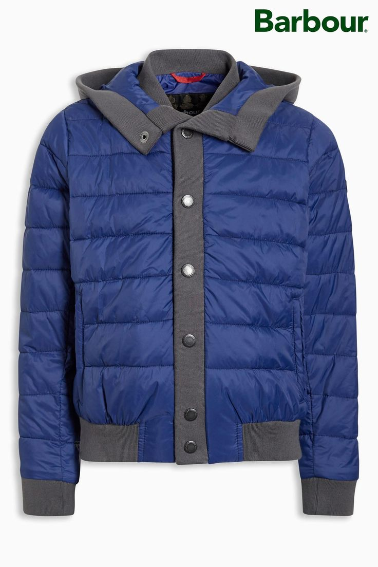 Buy Barbour® Blue International Hub Quilt from the Next UK online shop