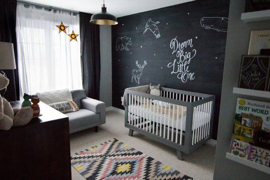 10 Nurseries That (Almost) Make Us Want to Have Another Baby - The Accent™