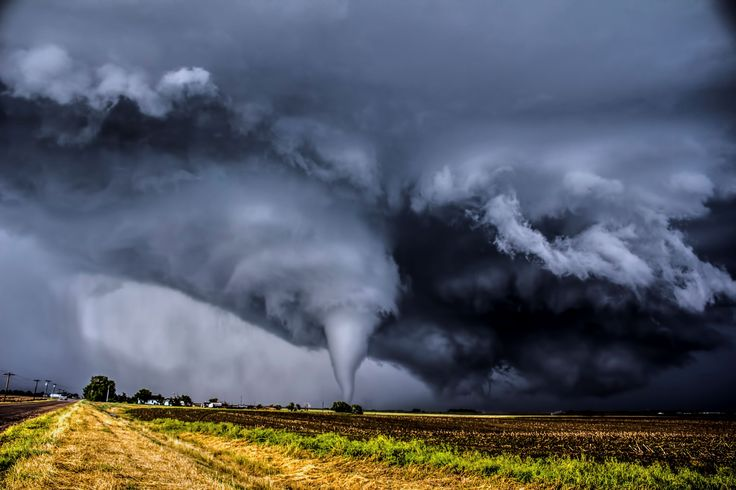 Tornadoes can spring from nowhere and cause rampant devastation. But what are tornadoes? How do they occur and where are they likely to happen? Let's find out.