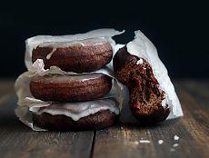 Шоколадные пончики, которые вскружат голову любому - Andy Chef