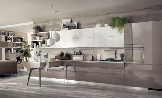Italian Kitchen Cabinets | Scavolini Official Site