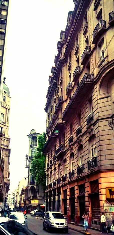 Architecture of Buenos Aires