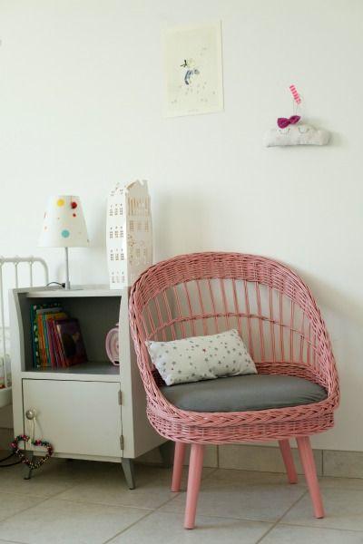 25 best ideas about fauteuil en osier on pinterest. Black Bedroom Furniture Sets. Home Design Ideas