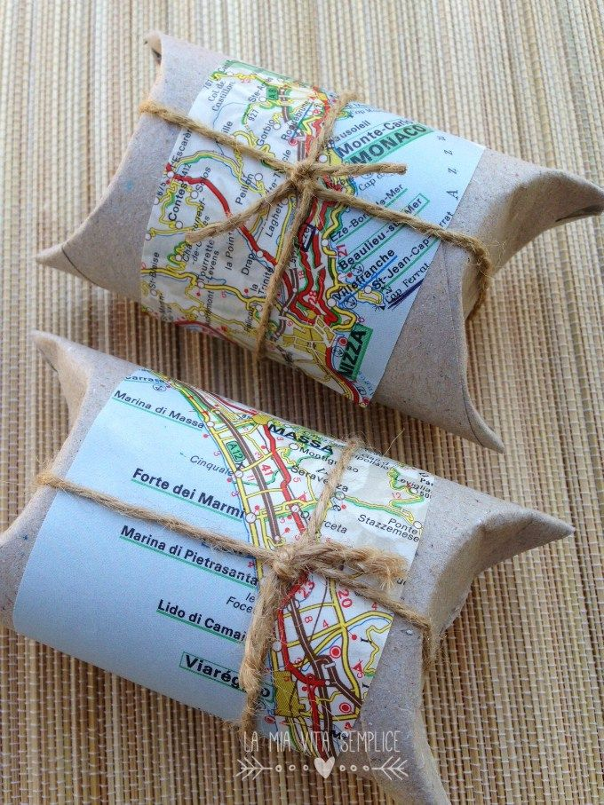 5 idee per riciclare le vecchie mappe. 5 ideas to repurpose old maps.