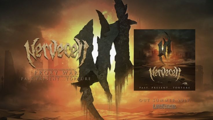 NERVECELL: Proxy War (Official Audio Stream) Official audio stream for Proxy War by Middle East extreme metal pioneers NERVECELL. Taken from the upcoming album PAST PRESENTTORTURE out summer 2017 via Lifeforce Records. Facebook: http://ift.tt/1Enip1e Instagram: http://ift.tt/2pJ13t1 Twitter: http://www.twitter.com/nervecellband Website: http://ift.tt/1gGlawa Lyrics: War This world is paralyzed like a herd of sheep sent to be slaughtered to their endless disgrace Those mammals left astray…
