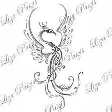 Risultati immagini per tatuaggio fenice