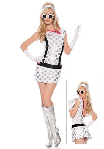 60s Go-Go Girl Costume