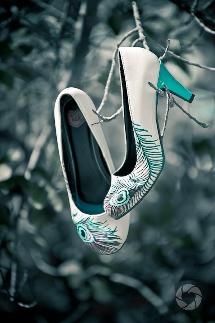 Peacock shoes my favorite /iron fist shoes (a favourite repin of VIP Fashion Australia www.vipfashionaus... )