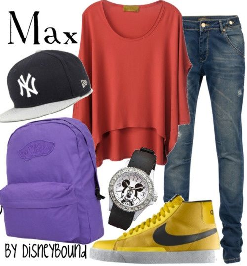 DisneyBound Outfits |