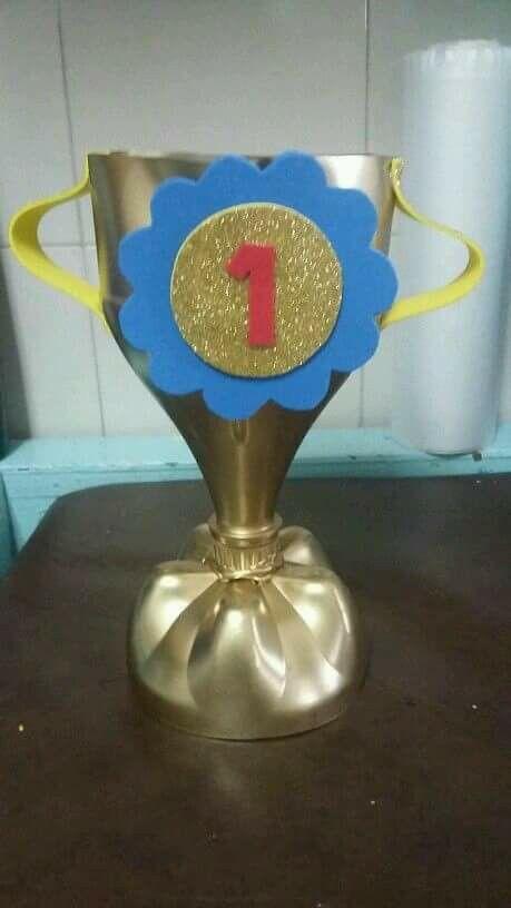 Trofeo papa