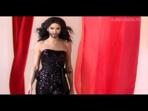 Conchita Wurst - Rise Like A Phoenix (Austria) All 38 songs available on the official album http://www.amazon.co.uk/Eurovision-Song-Contest-2014-Copenhagen/dp/B00IU5ACXW/ref=sr_1_1?s=music&ie=UTF8&qid=1396611653&sr=1-1&keywords=eurovision+2014
