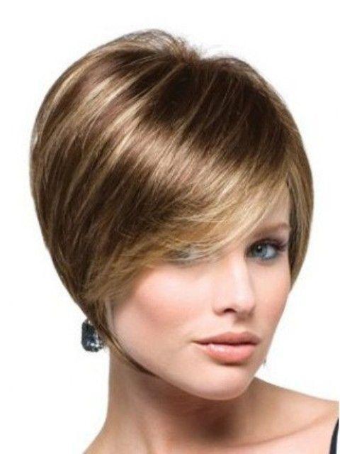 #hairstyles #fringes #styles #bangs #short #cute