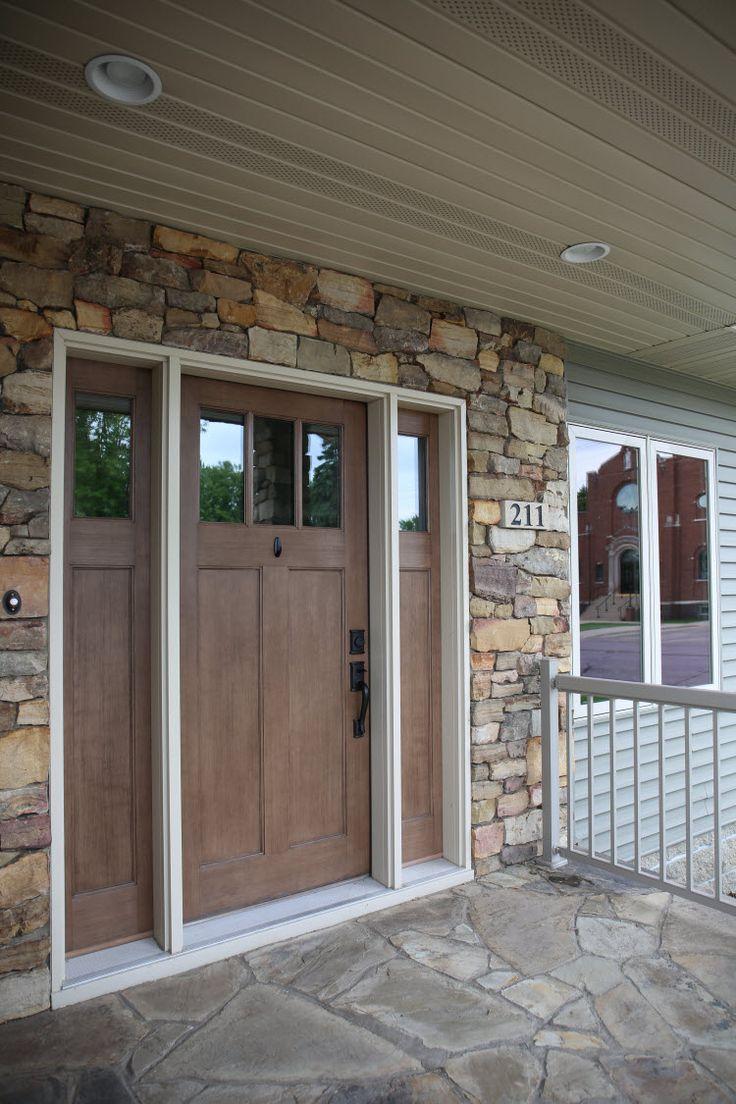 1000 images about front door on pinterest side door for Exterior door styles