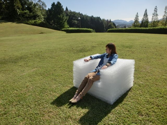 Like a cloud Chair