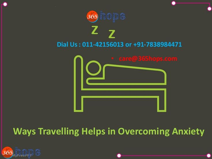"""Ways Travelling Helps in Overcoming Anxiety >>> """"Anxiety Disorder"""", for a long time, is misunderstood as a mental disorder. Due to this many people suffering from this problem hesitate to talk about it with Doctor or even their loved ones thereby worsening their condition further. #Anxiety is a vicious circle. Once stuck, it is difficult to come out. #Travel"""