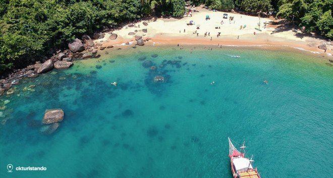 Saiba Como Visitar A Praia Do Cedro Em Ubatuba Melhores Praias