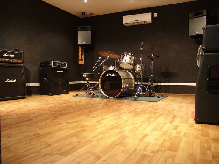94 best rehearsal rooms images on pinterest music for The family room recording studio