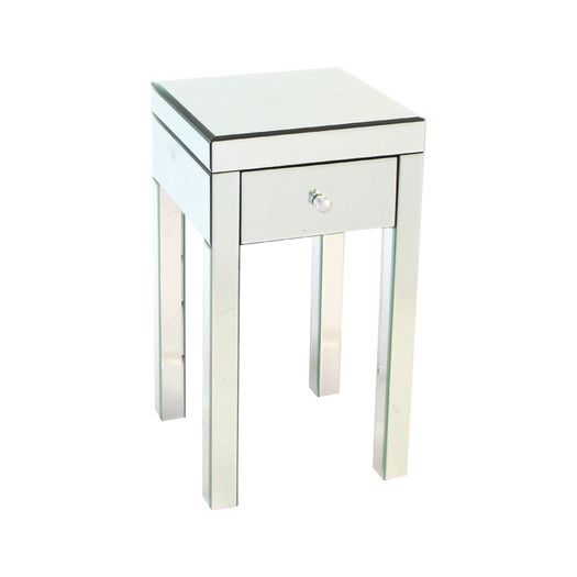 "$240 USD - Wayworn End Table - 26""H x 14""W x 14""D"