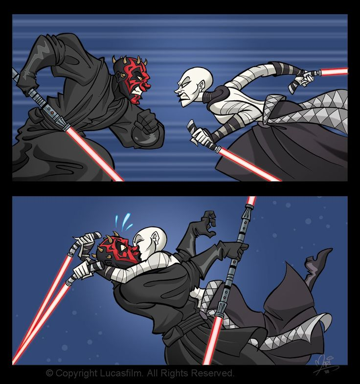 Darth Maul & Darth...