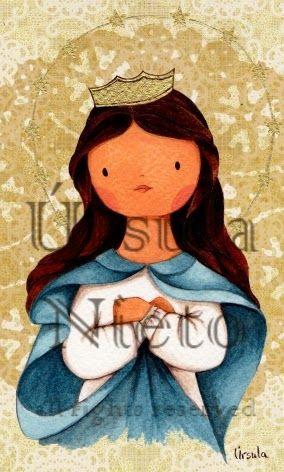 Inmaculada. Inmaculate Virgin
