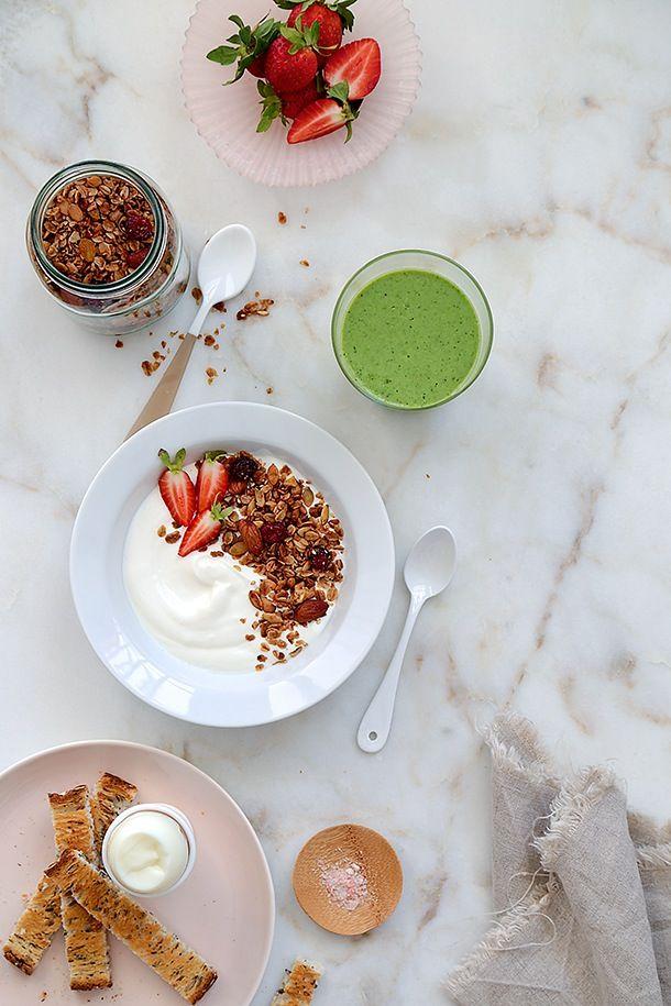 Food and Cook by trotamundos » Granola casera, ¿desayunamos juntos?