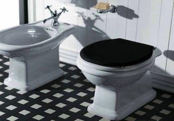Landelijke toiletten