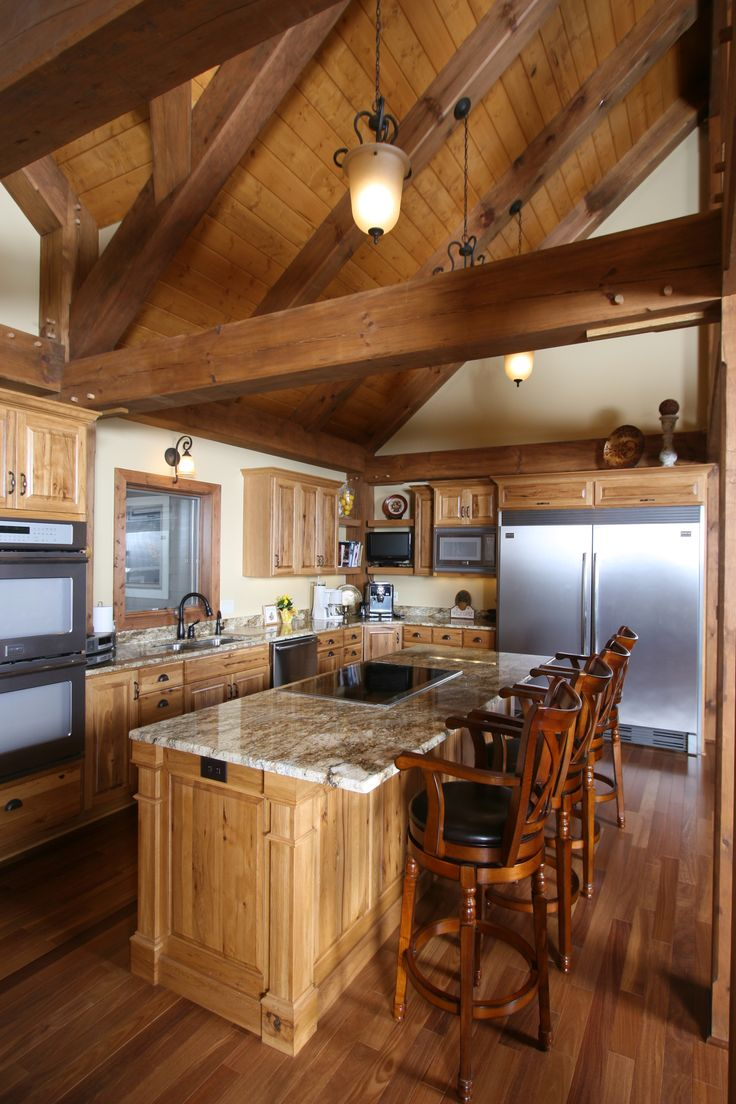 A Frame Kitchen 17 Best Images About Timber Frame On Pinterest