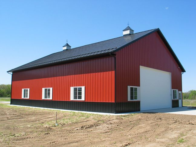 Hoeksema Builders Photo Gallery Pole Barns Pinterest