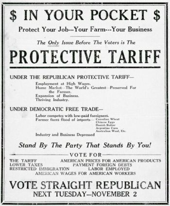 Carolinians felt that the tariff only helped the North and forced them to pay more money for imported goods.