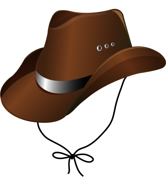 Draw A Cowboy Hat In Adobe Illustrator CS3